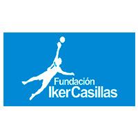Logotipo de la Fundación Iker Casillas