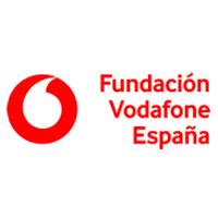 Logotipo de la Fundación Vodafone